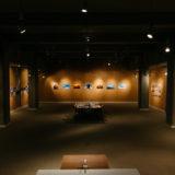 航空機写真展「LOOK BEFORE FLIGHT」ライブラリーセンター展示室