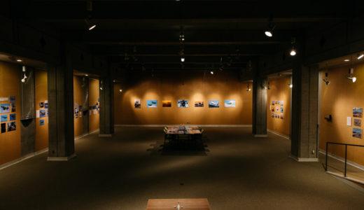 航空機写真展「LOOK BEFORE FLIGHT」ライブラリーセンターでの展示がはじまりました