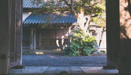 卯辰山山麓寺院群に行ってきた