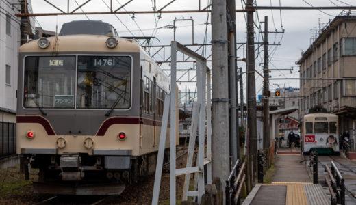 富山の電車撮ってみた!